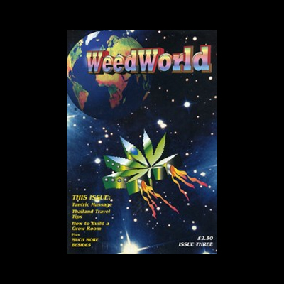 Weed World Magazine Issue 3
