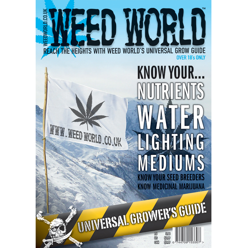 Universal Grow Guide and Seed Breeder Special