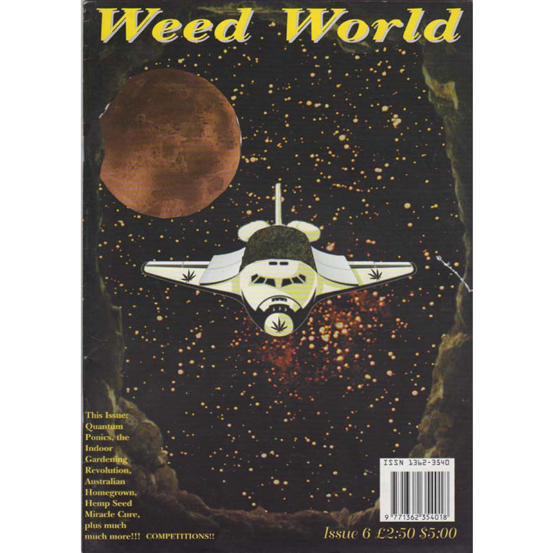Weed World Magazine Issue 6