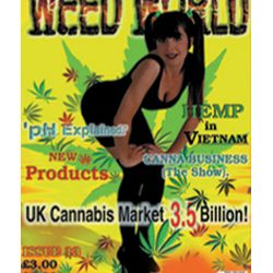Weed World Magazine Issue 13