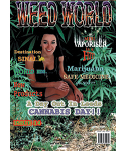 Weed World Magazine Issue 14