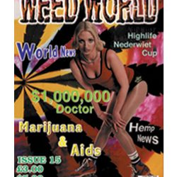 Weed World Magazine Issue 15