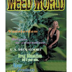 Weed World Magazine Issue 16