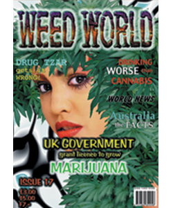 Weed World Magazine Issue 17