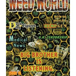 Weed World Magazine Issue 18