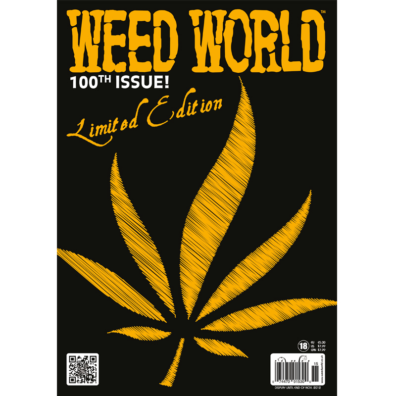 Weed World Magazine Issue 100