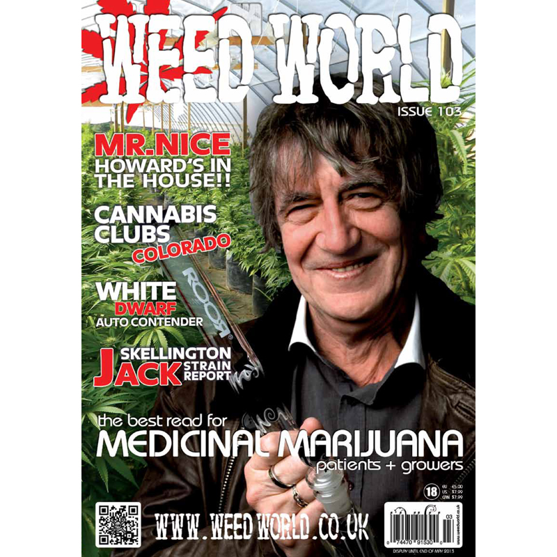 Weed World Magazine Issue 103