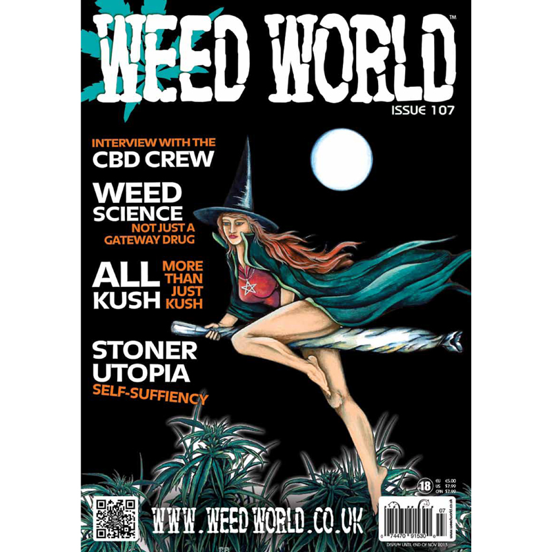 Weed World Magazine Issue 107 - Download