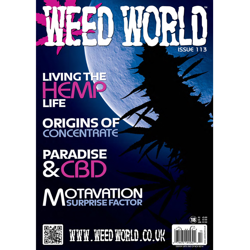 Weed World Magazine Issue 113