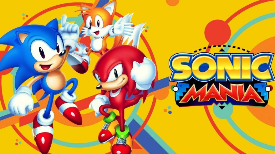 Sonic Mania - XO/PS4/NS Written by PSY-23 Game review