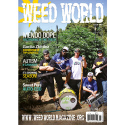 Latest Issue Weed World