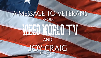 A message to Veterans